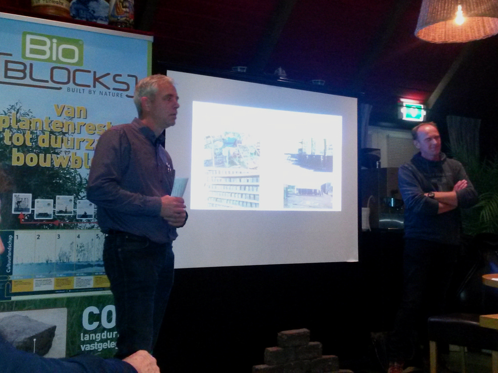 BioBlocks informatiebijeenkomst
