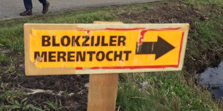 Blokzijler Meren Klûntocht 2015