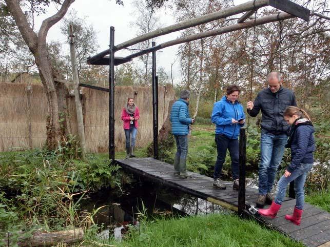 Buurtexcursie 24-10-2015 middag - Kooi van Pen