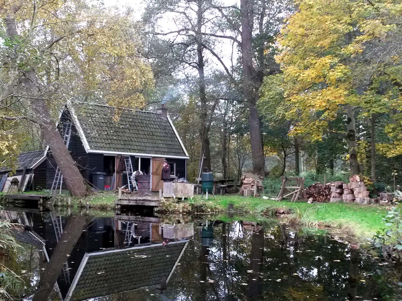 Buurtexcursie 24-10-2015 ochtend - Kooi van Pen