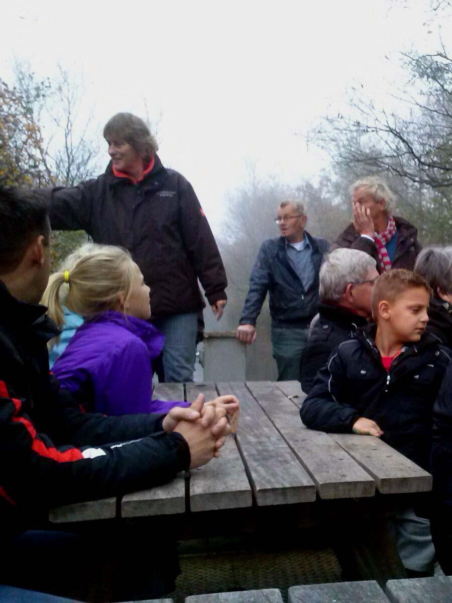 Buurtexcursie 17-10-2015 Kooi van Pen