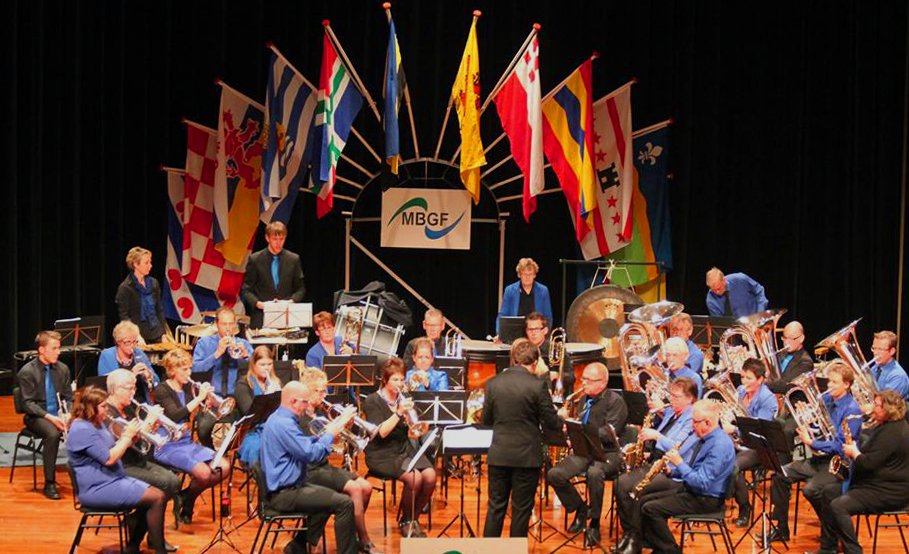 Concertconcours Bazuin in Zutphen