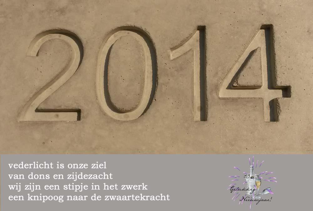 Jaaroverzicht 2014 in beeld