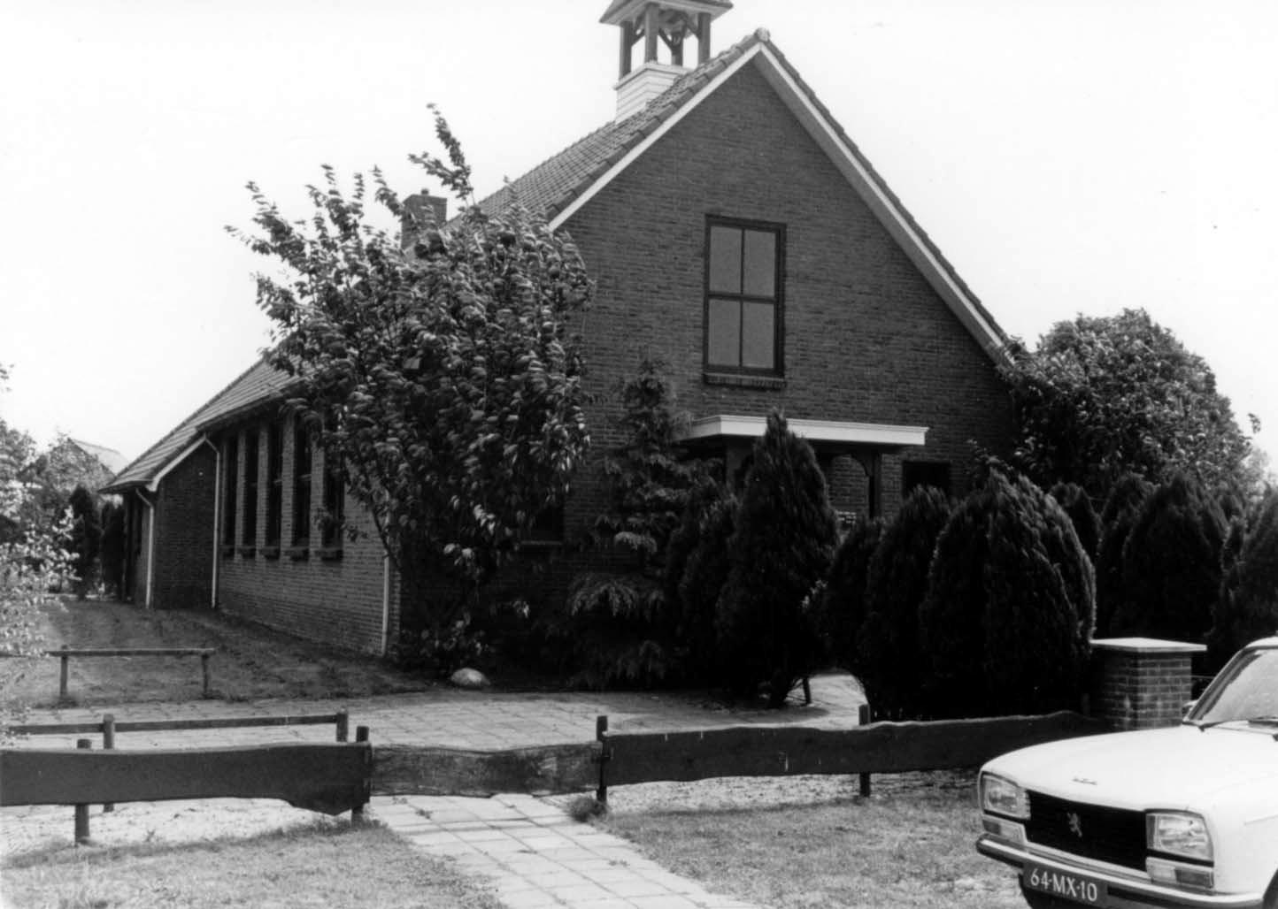 1979 - Nieuw kerkgebouw
