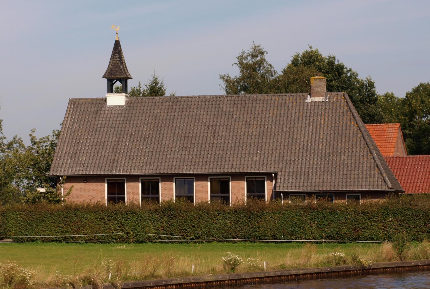 2012 - Vrijgemaakt gereformeerde kerk Wetering