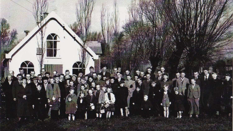 ca 1960 - Vrijgemaakte Gereformeerde Kerk