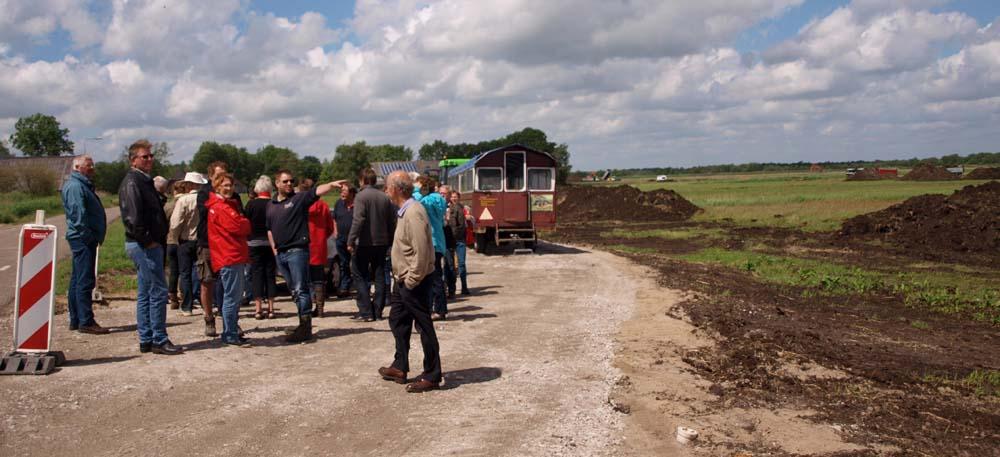 Open dag Wetering Oost en - West, juni 2013