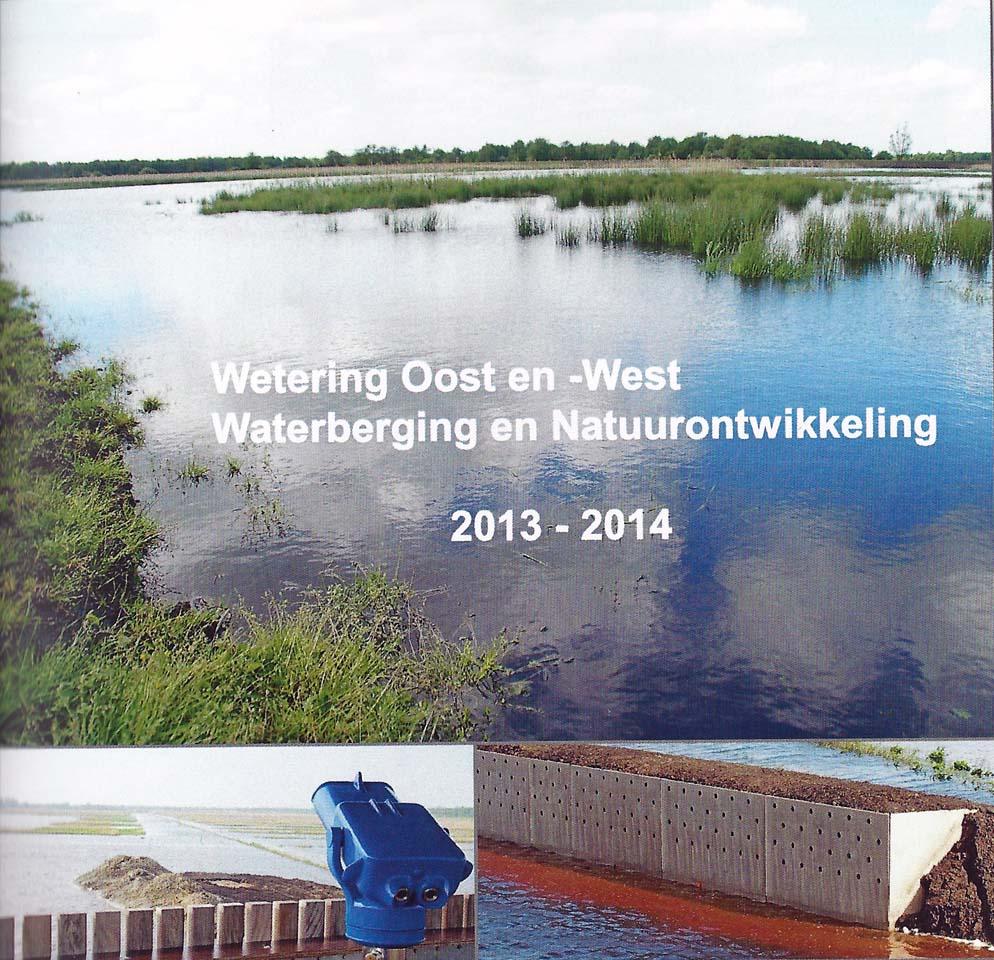 Feestelijke opening projecten Wetering en Muggenbeet