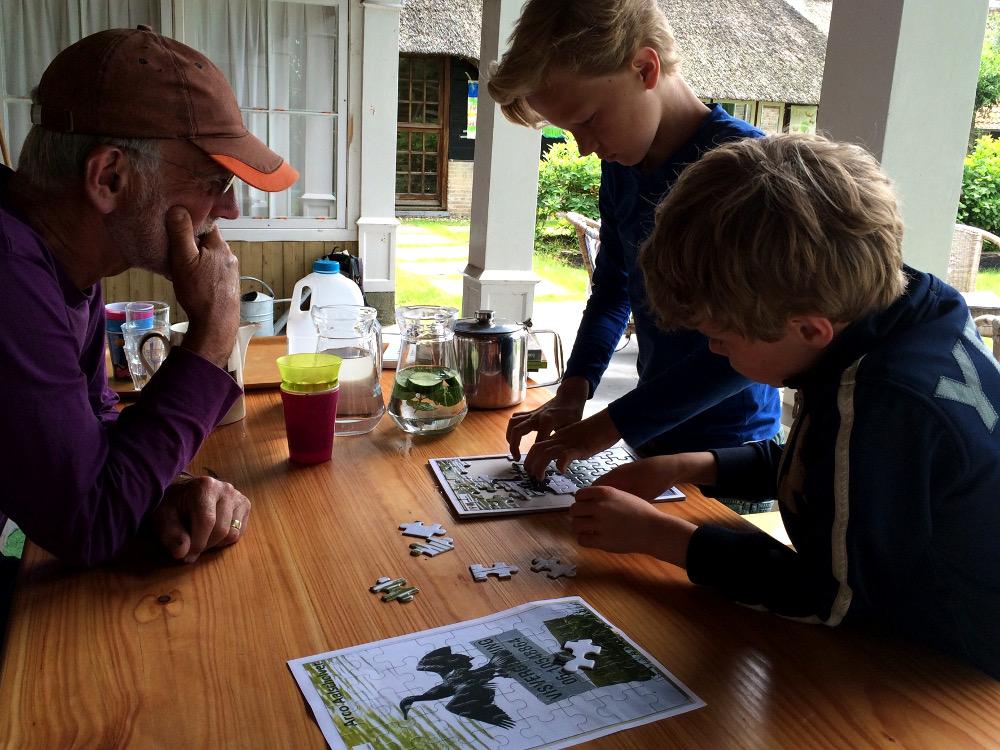 Oude tijden herleven in Nederland