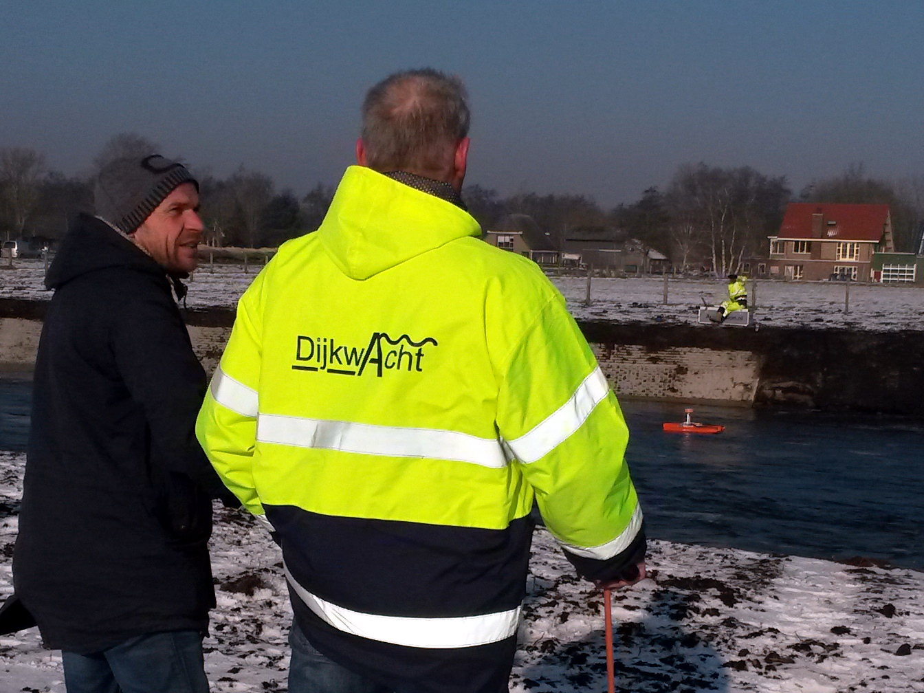 Test 2017 waterberging Wetering Oost