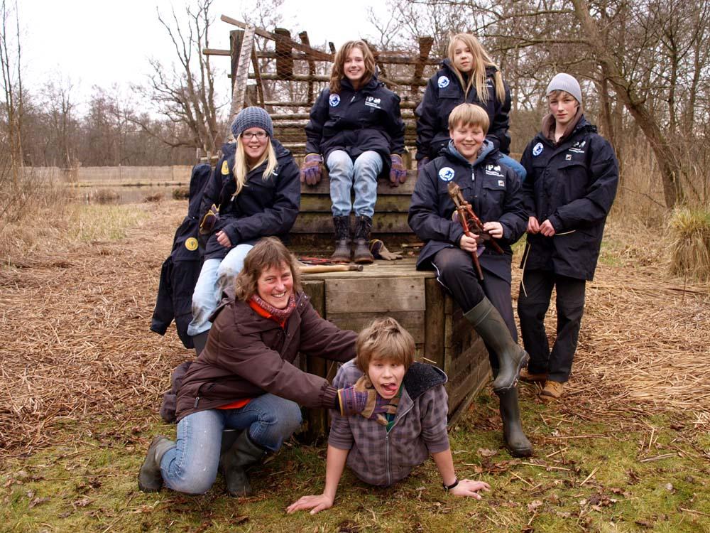 Junior Rangers Nationaal Park Weerribben-Wieden (12-14 jaar)